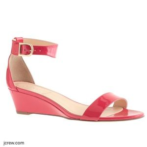 J. Crew Lillian Wedges