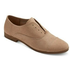 NWT❕ Tan Oxfords