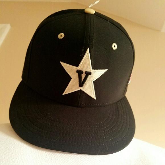 New Black Vanderbilt Trucker Hat. M 5a21c86d3c6f9f5b57000214 02cb80c1933