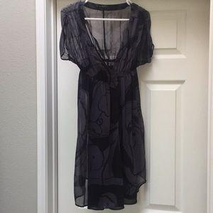Sheer Sisley dress