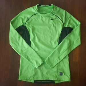 Nike Pro Fitted Long Sleeve