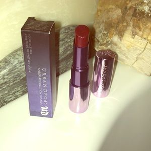 NIB Urban Decay Lipstick
