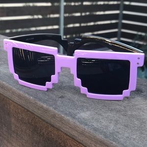 Accessories - Pixelated Sunglasses (Unisex)
