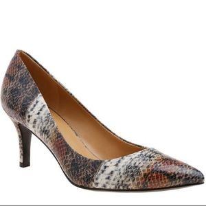 Evermore Pointed Toe Heel