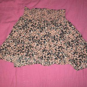A small Aero skirt
