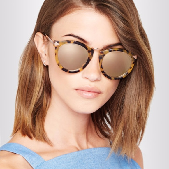 981e161d3ca Karen Walker Accessories - Karen Walker Harvest Superstar Sunglasses