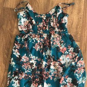 Floral dress from tillys