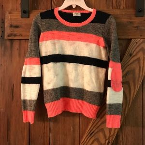 MADEWELL Wallace Wool/ Mohair Sweater