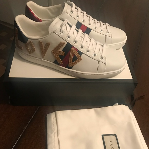 40607d0c734 Gucci Sneakers