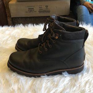 08d3cc3017a Ugg Size Boots Seton Shoes Tl Brown Mens 10 Poshmark zxw7qz