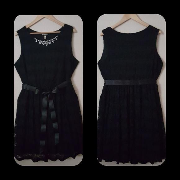 Black and Bling Dresses