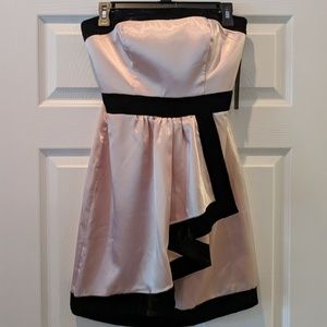 🌷HP🌷NWT Miss Sixty strapless cocktail dress  2