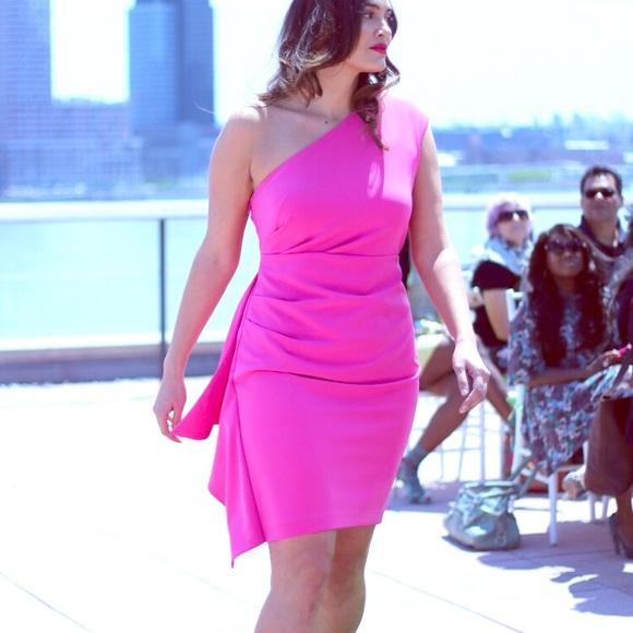 4d8759a5832 BNWT Christian Siriano x Lane Bryant Pink Dress