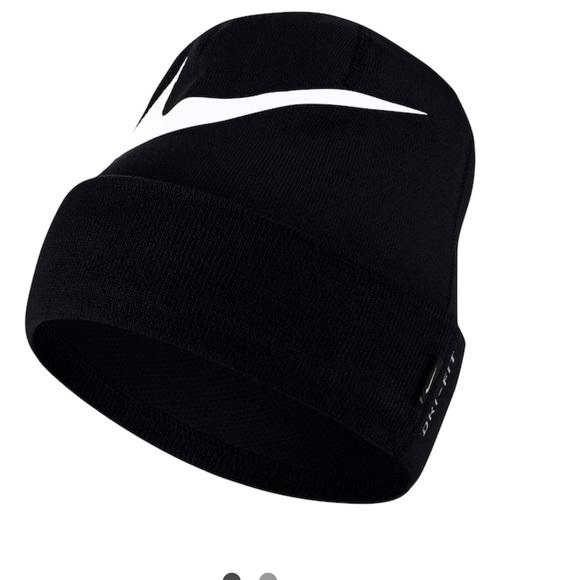 39aadb8c11159 Adult Nike dri fit knit winter hat brand new mint