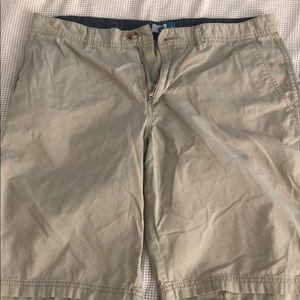 Khaki shorts 34