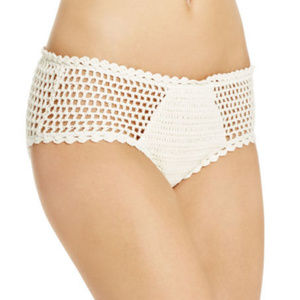 MINKPINK  Dreamweaver Crochet  Bikini Bottom
