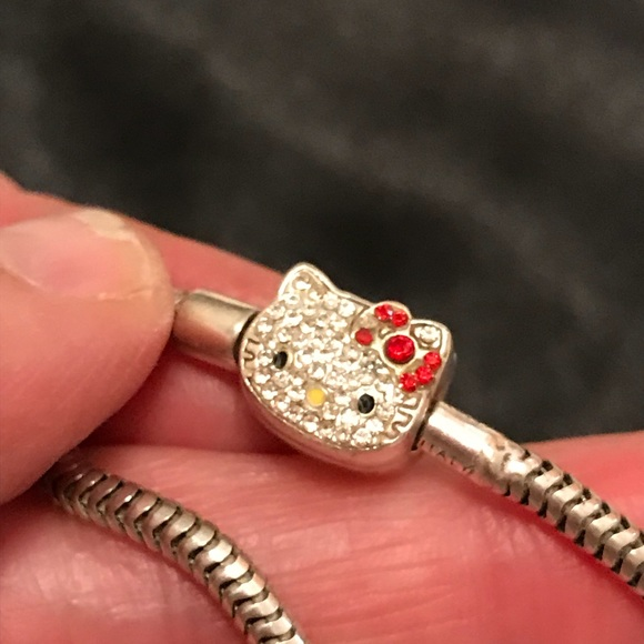 4f9d7bc11 Kay Jewelers Jewelry - Hello Kitty Kay jewelers bracelet