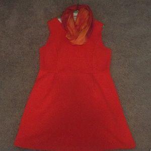 Dresses & Skirts - Tangerine sleeveless Dress