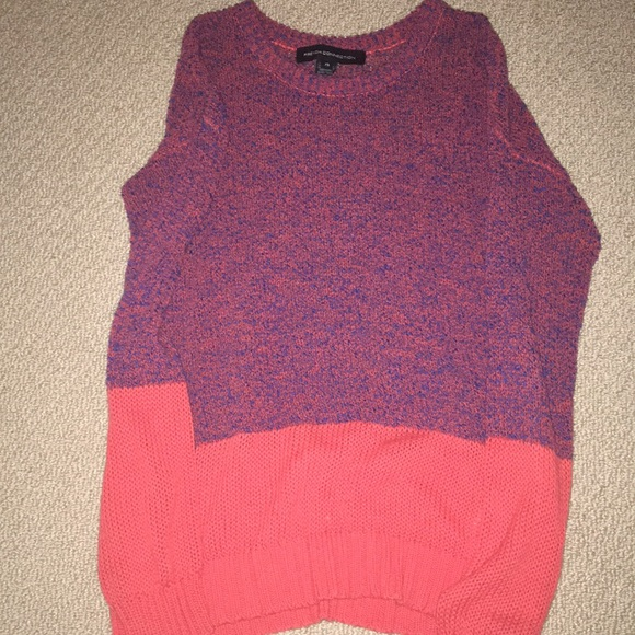 French Connection Sweaters - French Connection - Colorblock Sweater