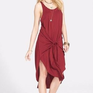 Free People back in town dress