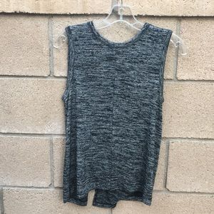 rag & bone grey tank