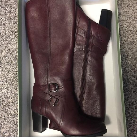 Boots Poshmark Shoes Clarks Artisan Nib Tall gRawOqZp