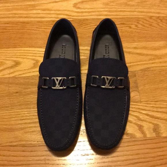 42daebdc9514 Brand new Louis Vuitton - Hockenheim Loafers