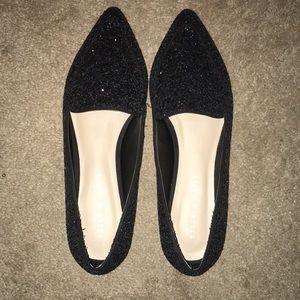Shimmer Dress Loafers