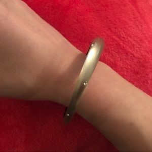 Alexis Bittar Diamond Dust Skinny Tapered Bracelet