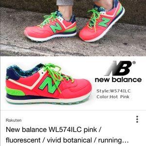 New balance 574 🌸🌴