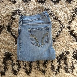 Laguna skinny Hollister jeans