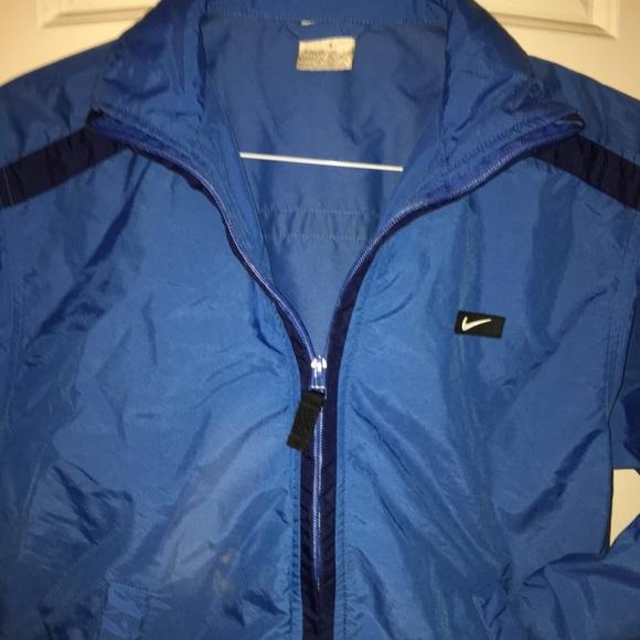 Nike Jackets & Blazers - Royal blue Blue/ navy classic Nike jacket