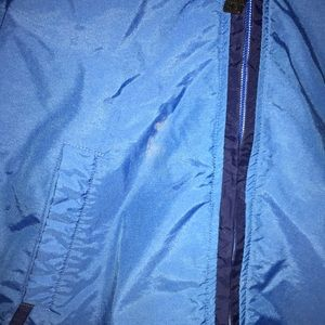 Nike Jackets & Coats - Royal blue Blue/ navy classic Nike jacket