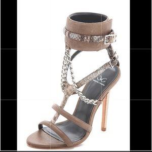 Monika Chiang Chain Heels