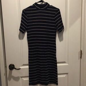 CottonOn short sleeve striped dress