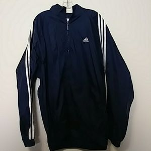 Vintage men's Adidas 100% nylon jacket