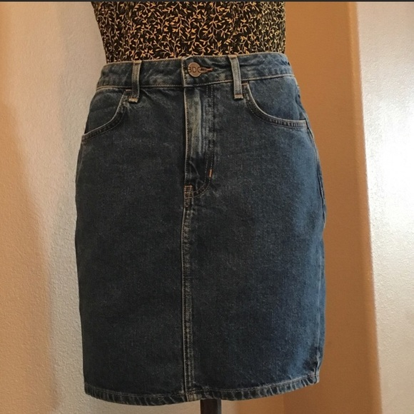 58380e202b BDG Skirts | Urban Outfitters Denim Mini Pencil Skirt | Poshmark