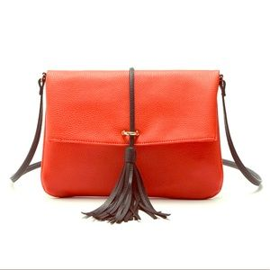 H&M Crossbody Bag W/ tassle
