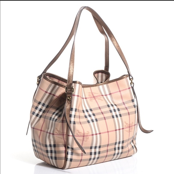 5baad28de92 Burberry Handbags - 🔥SALE🔥 BURBERRY Haymarket Small Canterbury Tote
