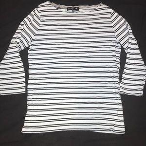 🔴 5/$25 JONES NEW YORK Signature petite shirt