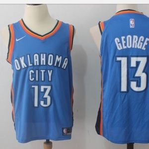 Other - New Paul George Away OKC Jersey 🔥🔥😂