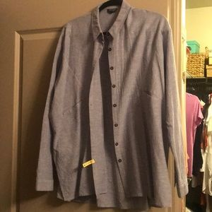 Topshop button up with pockets