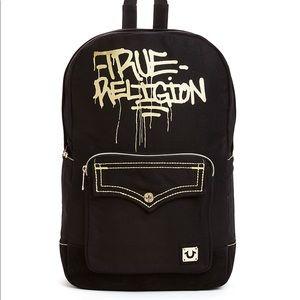 True Religion backpack