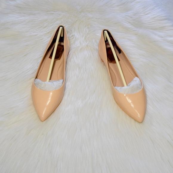 aa8727da359afc Ted Baker London Izlar 2 Pointed Toe Ballet Flat