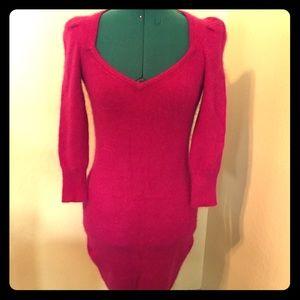 New Angora fur dress Victoria's Secret