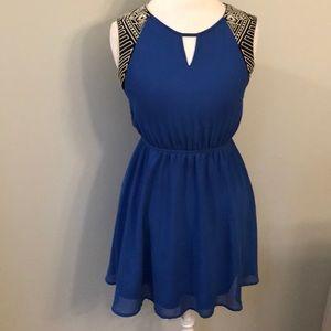 Jealous Tomato blue dress size S