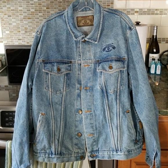 e545efdc89 Armani Jeans Other - Vintage Armani Jeans Denim Jacket