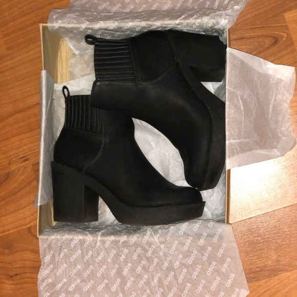 70ca61c662b9 ASOS Shoes - ASOS ENCHANTER Chunky Ankle Boot