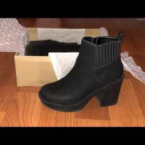 98329ff7aad ASOS ENCHANTER Chunky Ankle Boot