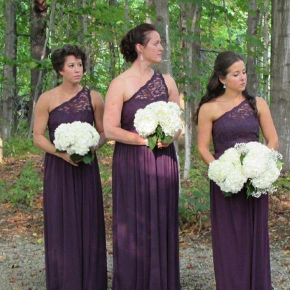 d4dcfb04fa4 David s Bridal Dresses   Skirts - David s bridal f17063 plum